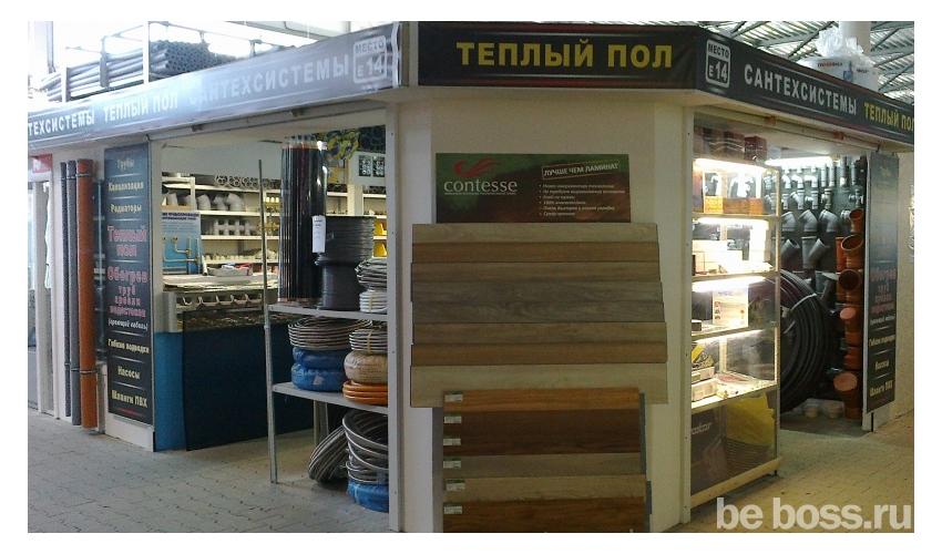 Торговая точка на радиорынке Герц, Кузнечиха, Нижний Новгород