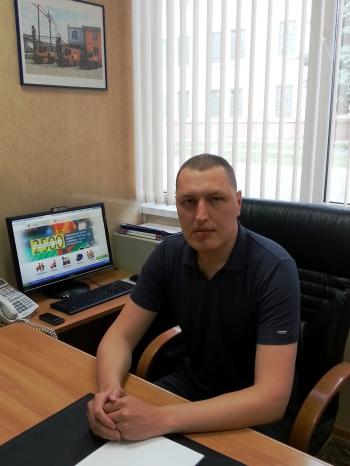 Руслан Серёгин