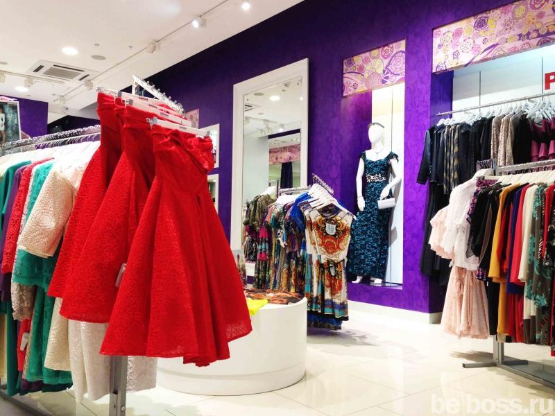 Бутик модной женской одежды