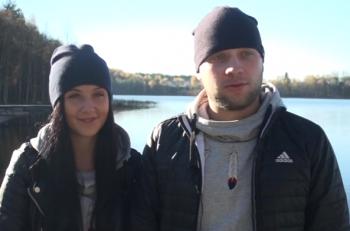 Роман и Елена Максимовы