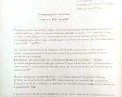 Отзыв о франшизе Хостелы Рус