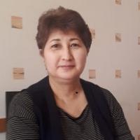 Уталиева Жанна