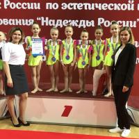 Анна Егорова и Евгения Тарасенкова