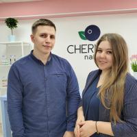 Юлия Мурашкина и Евгений Лобанцев, г Калуга