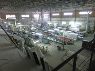Завод по производству погонных изделий из ПВХ (Сайдинг, панели, фурнитура)