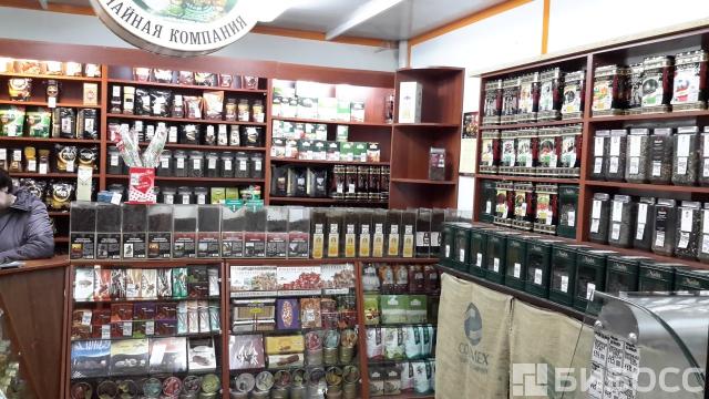 магазин по продаже чая в москве