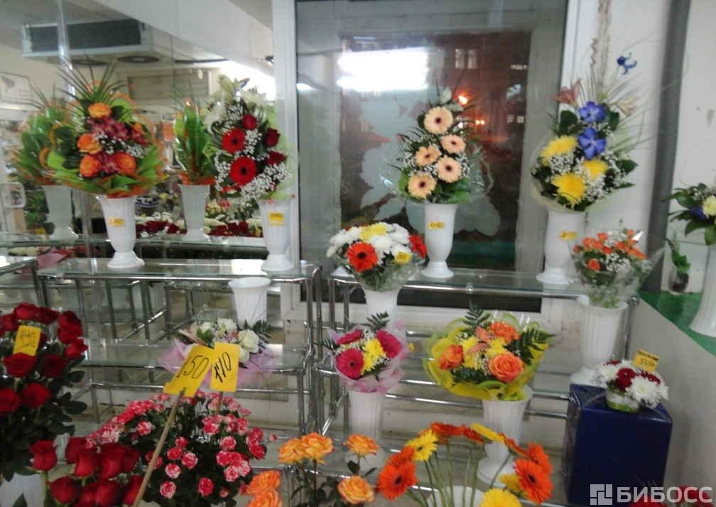 Купить готовый цветочный бизнес в спб