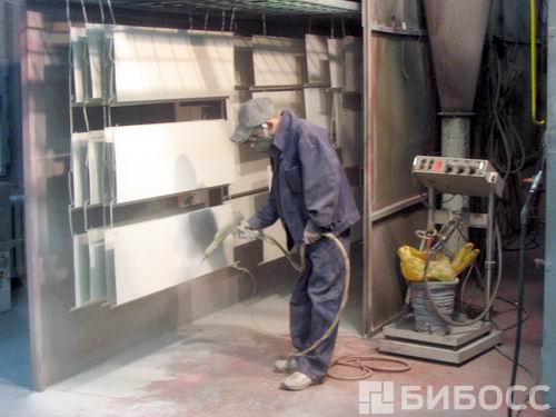 Полимерное покрытие металлоизделий г. Одинцово. Производство купить бизнес, продажа бизнеса