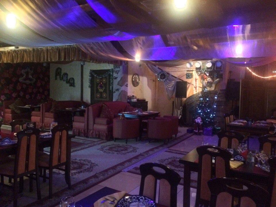 Кафе в ульяновске новый год