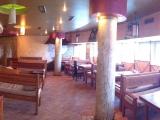 Ресторан в центре города.