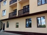Действующая трехэтажная гостиница