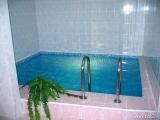 Сауну с бассейном , 90кв.м., помещение и коммуникации в собственности.
