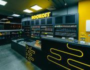 Открытие розничного магазина Hookoff
