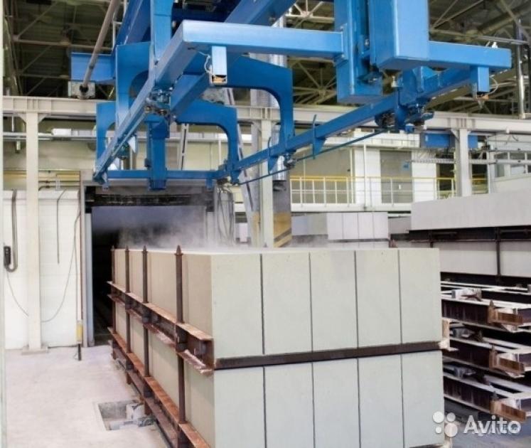 производство газобетон