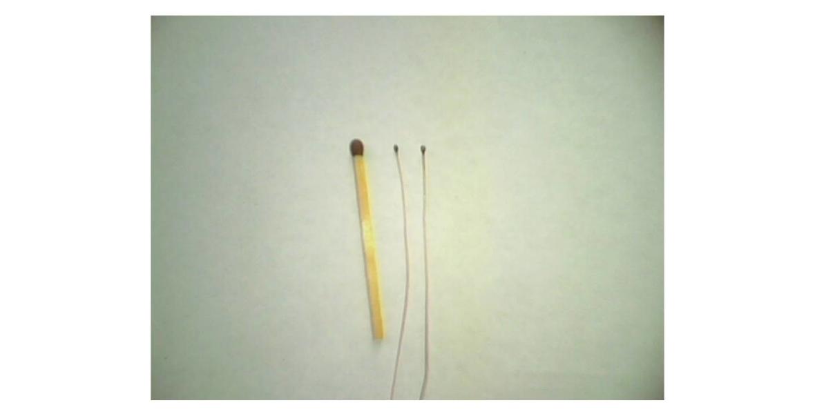 Стеклянные электроды.