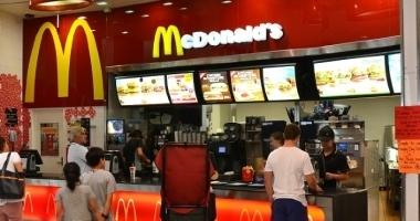 McDonald's планирует глобальное обновление своих ресторанов