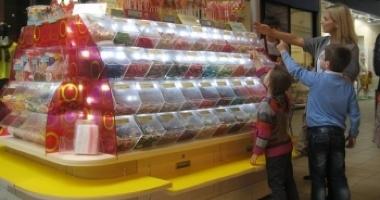 Прибыльная франшиза сладостей и мармелада «Candy shop»!