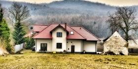 Передвижной бетонный дом