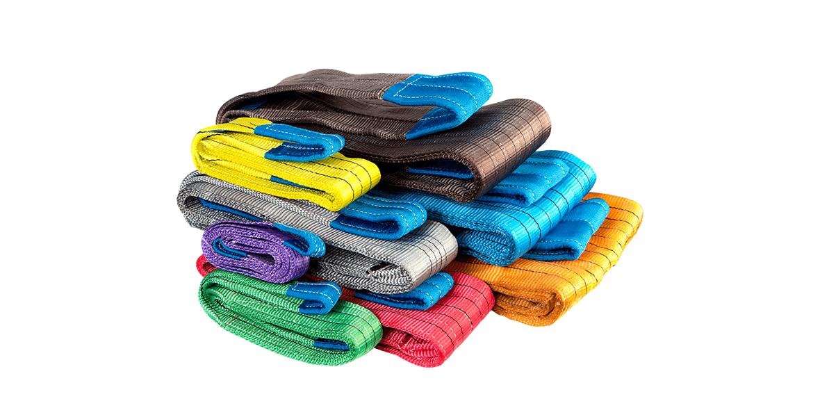 Стропы текстильные грузоподьемные