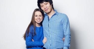 Александр и Анастасия Ким
