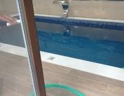 Вариант бассейна с морской водой (стационарный, частный)