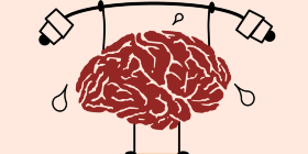 Очки для тренировки мозга