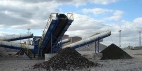 Производство пеностекла и порошковых металлов из промышле...
