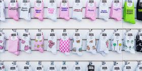 Магазин нескучных носочков на каждый день