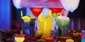 Обучение приготовлению коктейлей