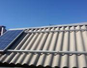 Монтаж и установка солнечных батарей. ветрогенератров.