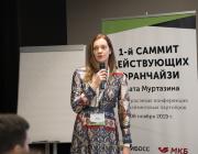 Ирина Томурова, Бэби-клуб