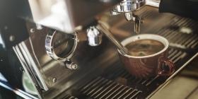 Уникальная кофемашина