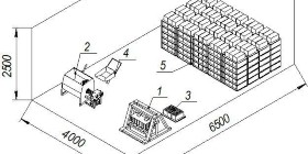 Бизнес по производству шлакоблоков и тротуарной плитки