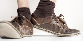 Мужские «кофейные» носки