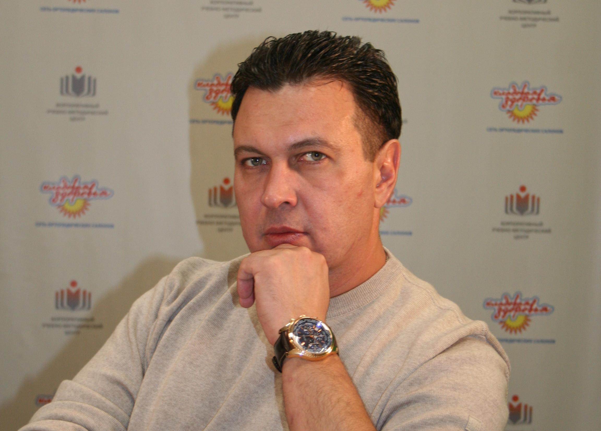 Дмитрий Воропаев, Кладовая Здоровья