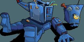 Организация боев роботов
