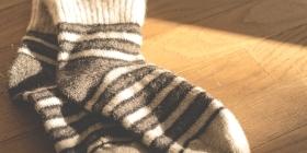 Производство вязаных носков