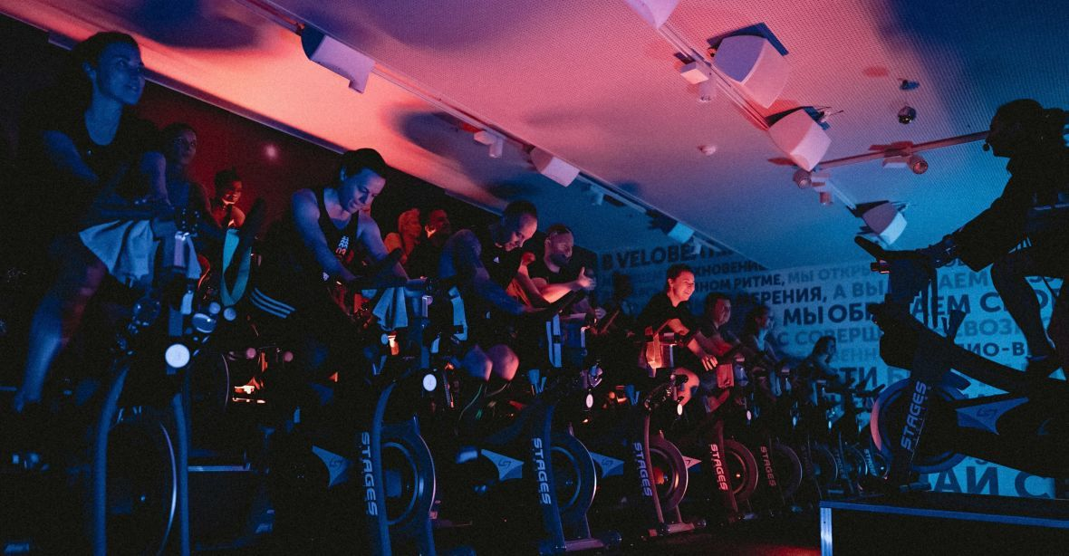 Сайкл-студия VELOBEAT Москва