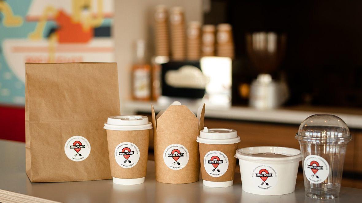 Продукция кафе Meal Point