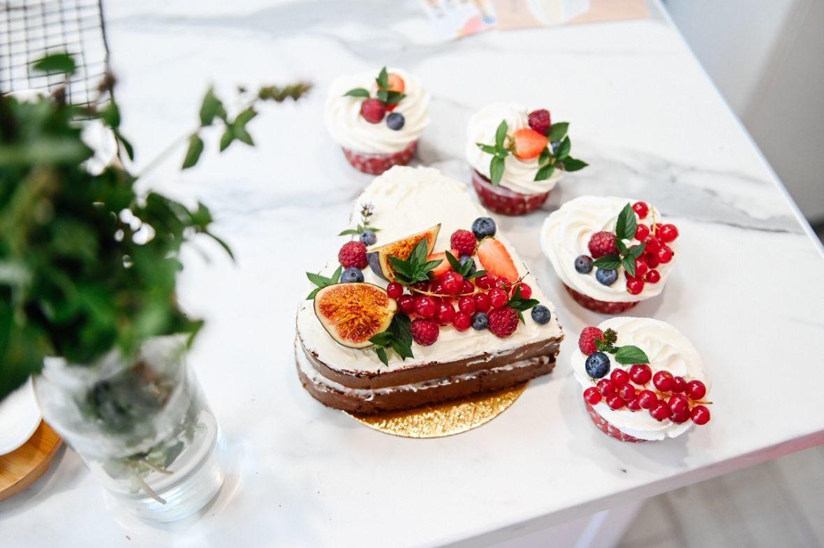 Десерты Honey Bunny